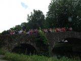 sur le pont de Léhon