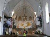 Moulins-le-Carbonnel : l'église