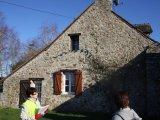 Passage devant la maison d'Etienne Doudieux