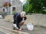 Pour bien baliser, il faut d'abord nettoyer...